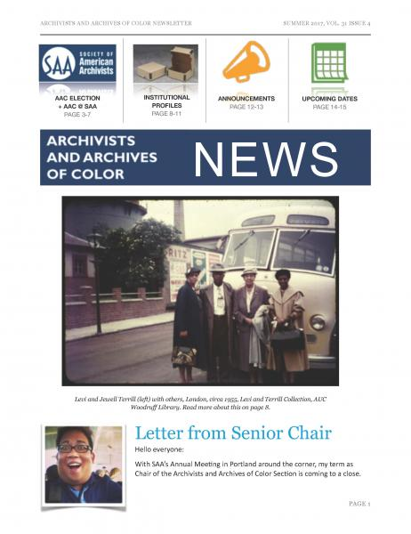 AAC newsletter v31n4