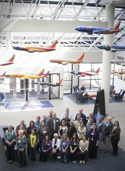 Airline Conference Takes Off Society Of American Archivists