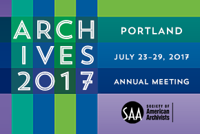 SAA Annual Meeting | Society of American Archivists